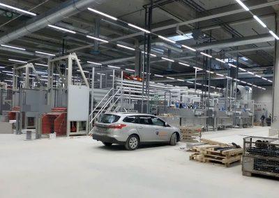 Neubau Metallverarbeitung 1