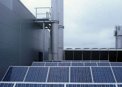 Solarzellenfertigung